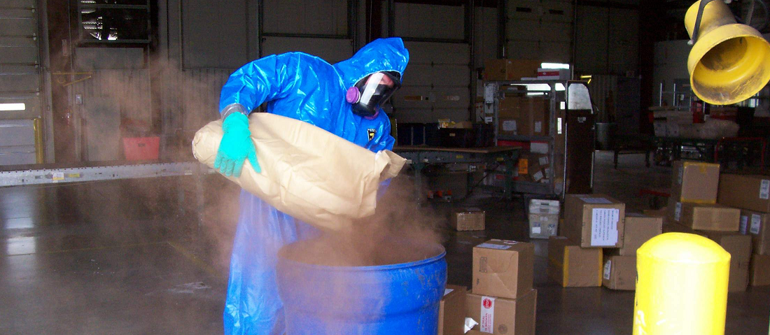 HAZARDOUS WASTE CONSULTING
